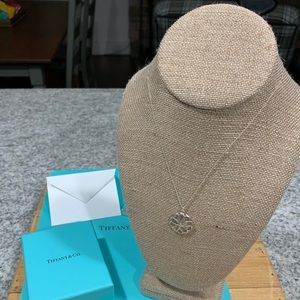 Tiffany & Co Flower Garden Diamond Necklace